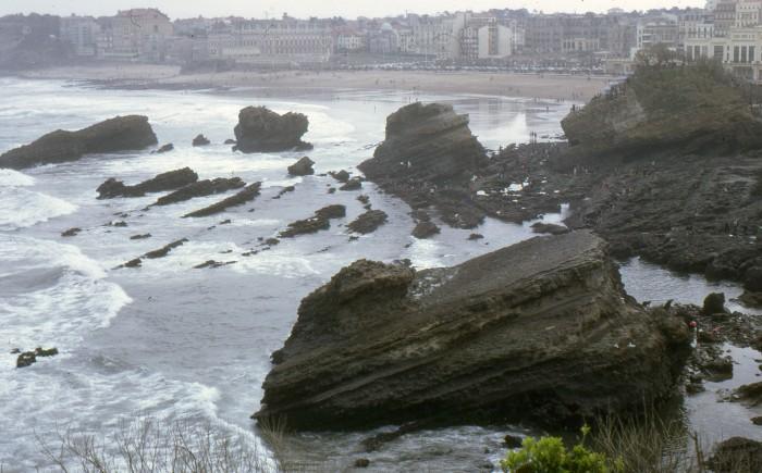 location vacances Biarritz